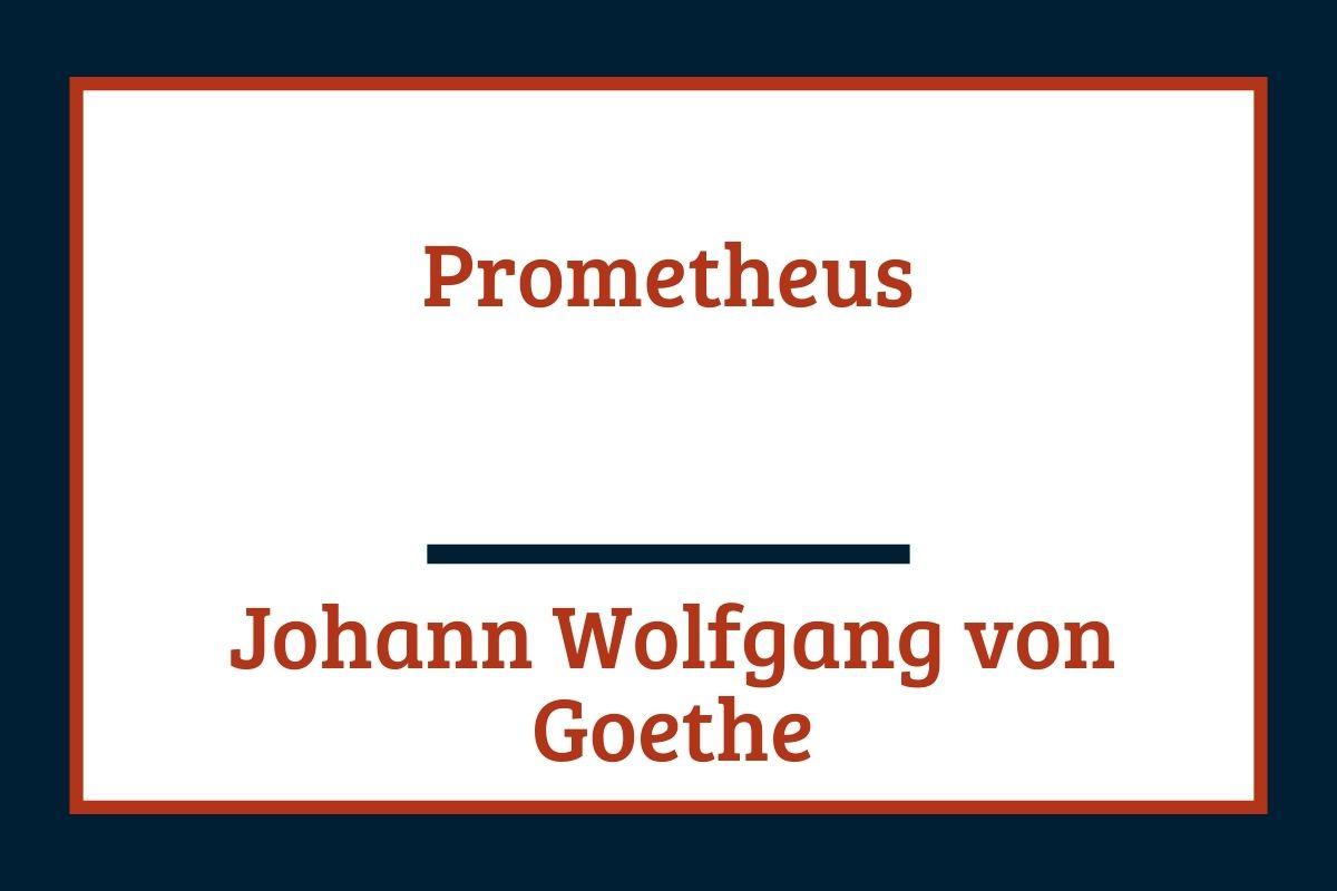 Wer War Prometheus